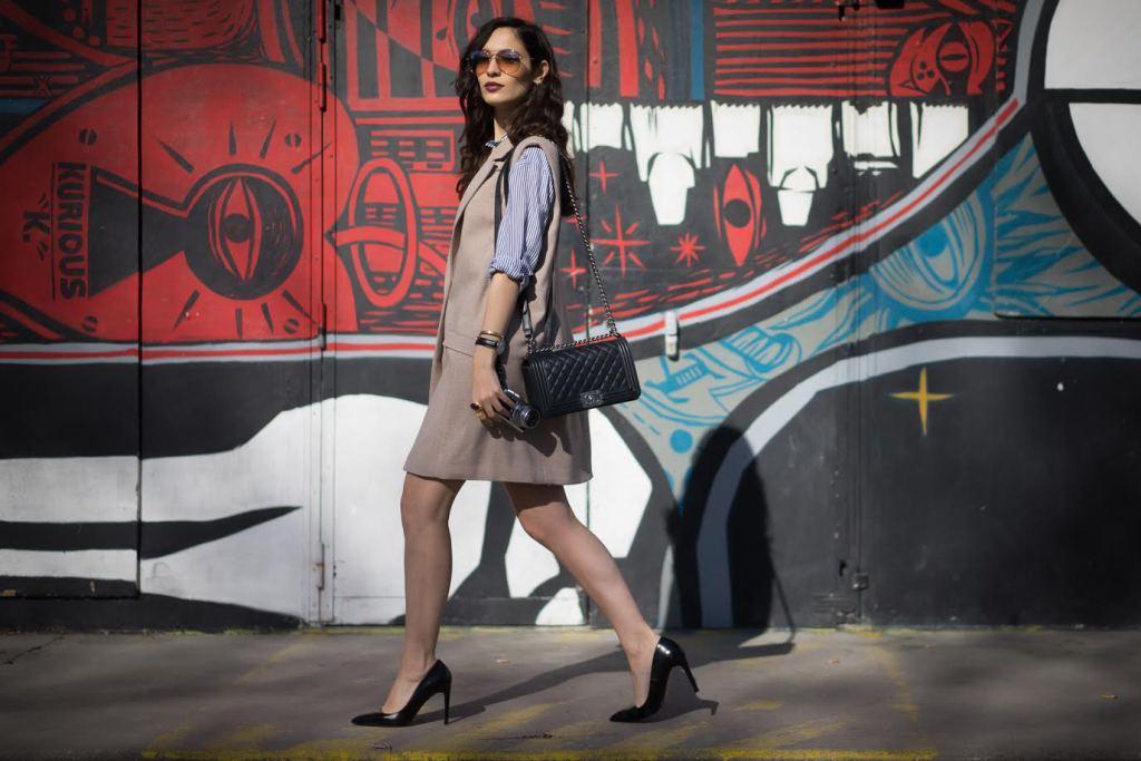 Paris Fashion Week: Mon look printanier