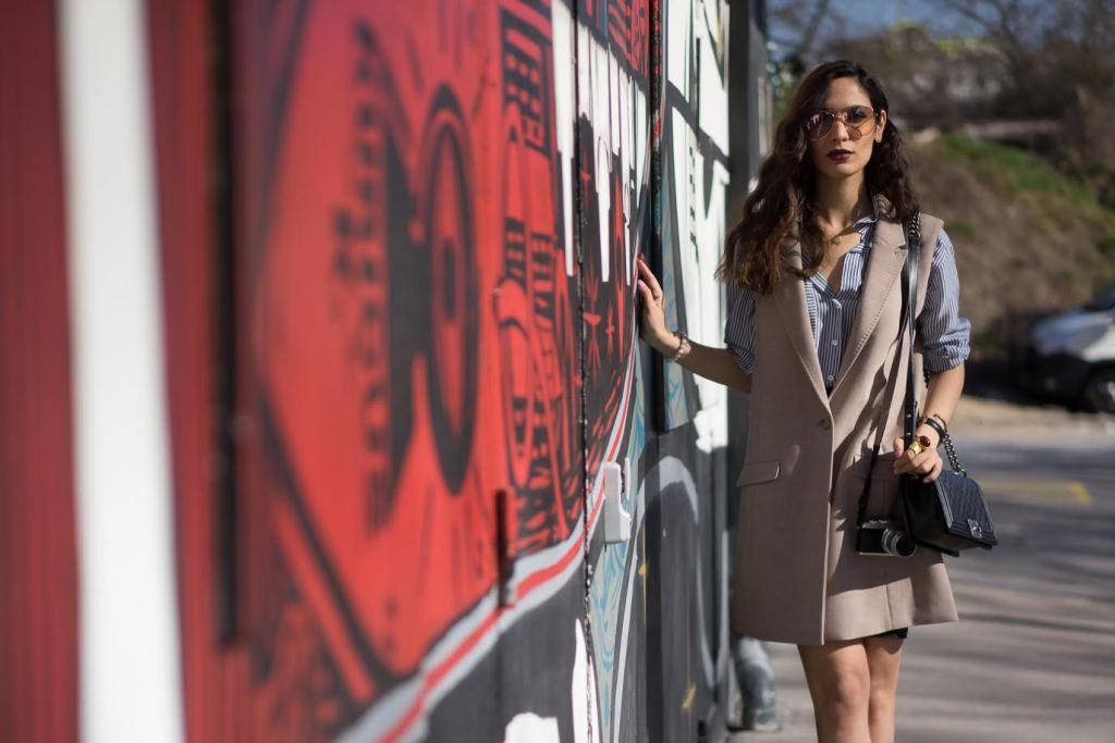 Paris fashion week: Mon look pour le défilé Kenzo